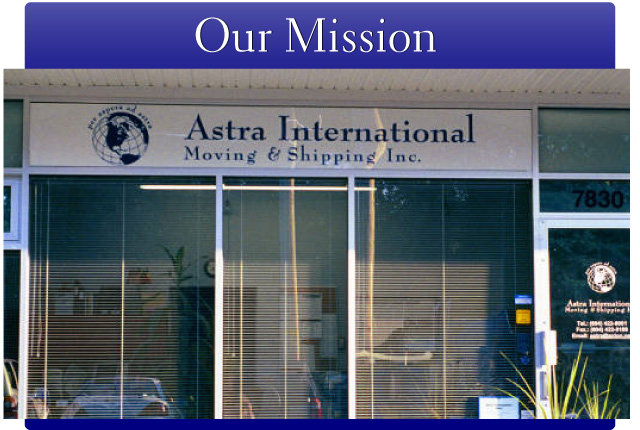 Astra International office